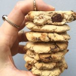 Hclf Banana Chocolate Chip Cookies