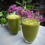 Wild Greens Detox Smoothie