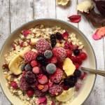 Zoats | Zucchini Oatmeal