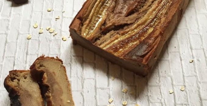Chickpea-Banana Bread