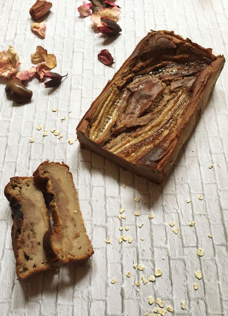Chickpea Banana Bread