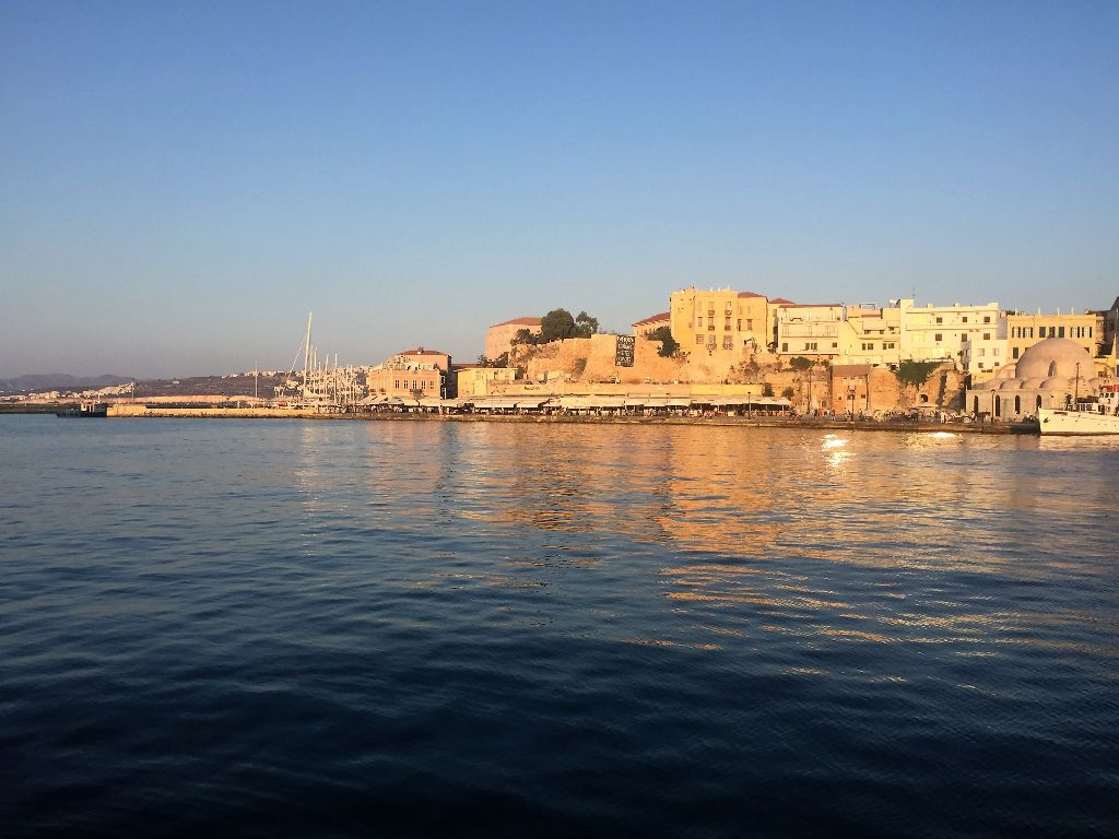 Chania on Crete