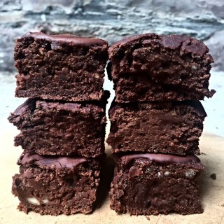 Vegan fatfree Brownies