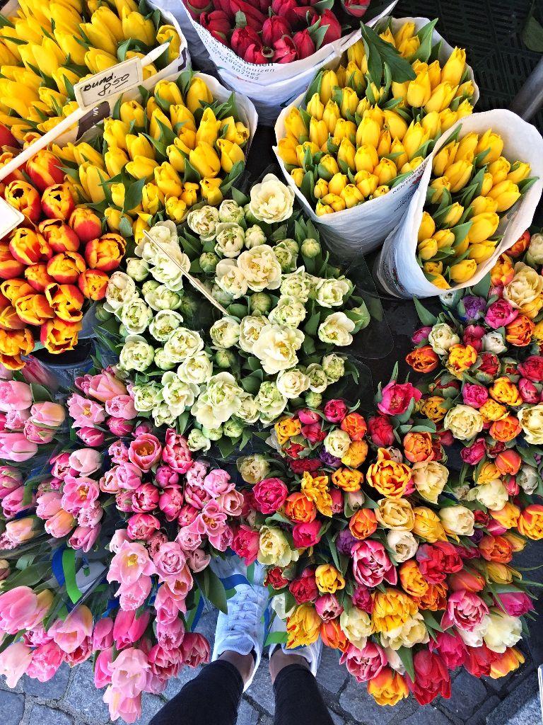 Blumen für die beste Mama der Welt!