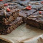 Psyllium Husk- Sweet Potato Brownies