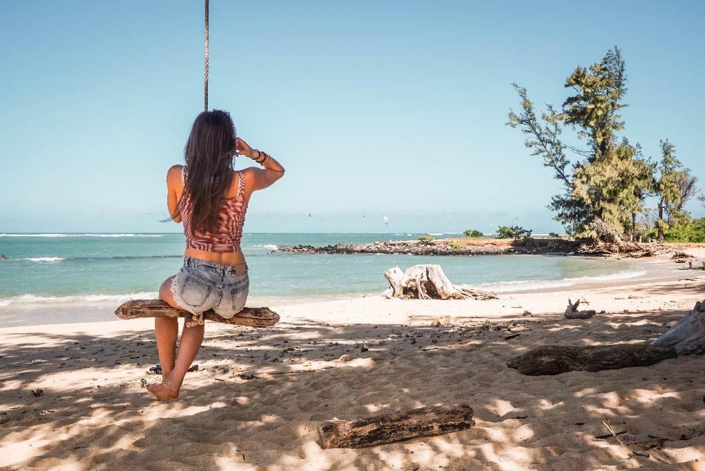Beach Schaukel