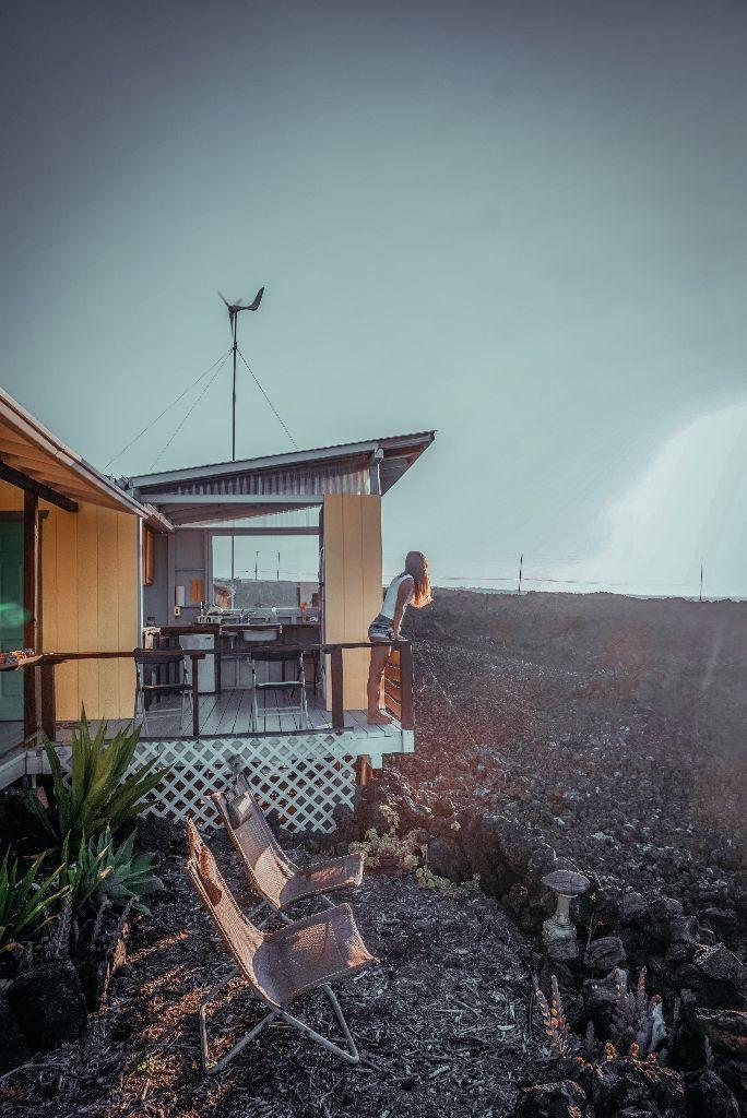 Self sufficient house Big Island