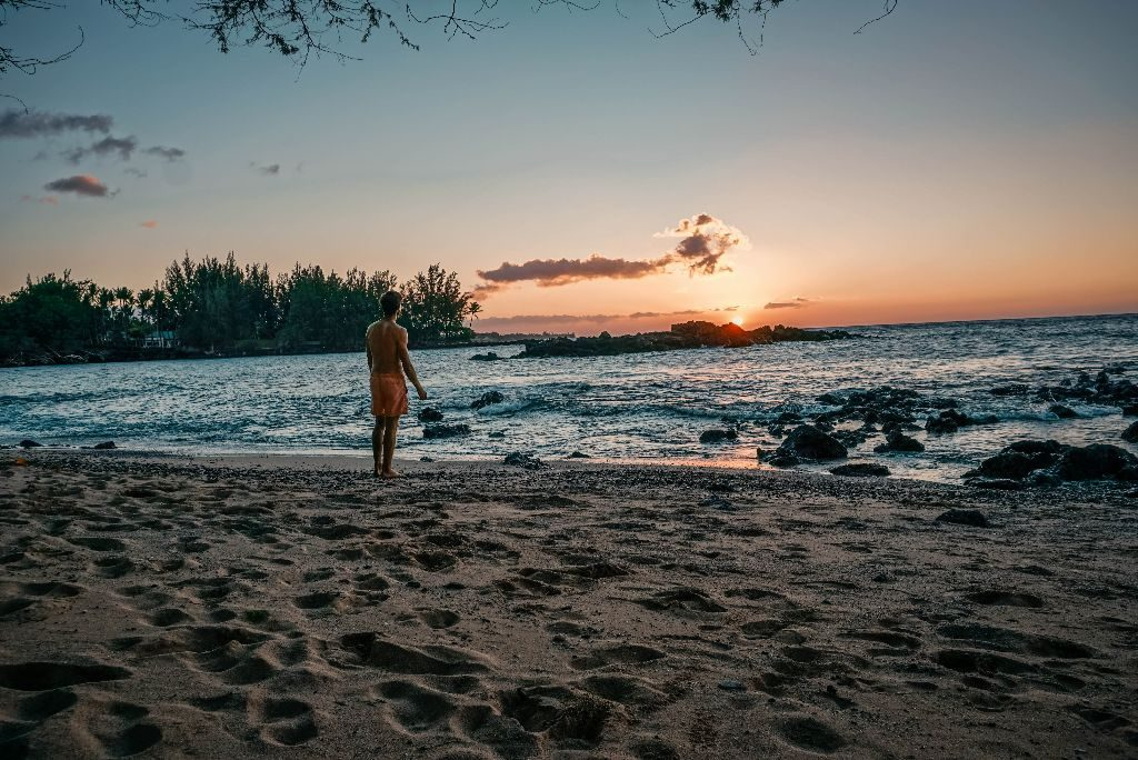 Beach 69 or Waialea Beach