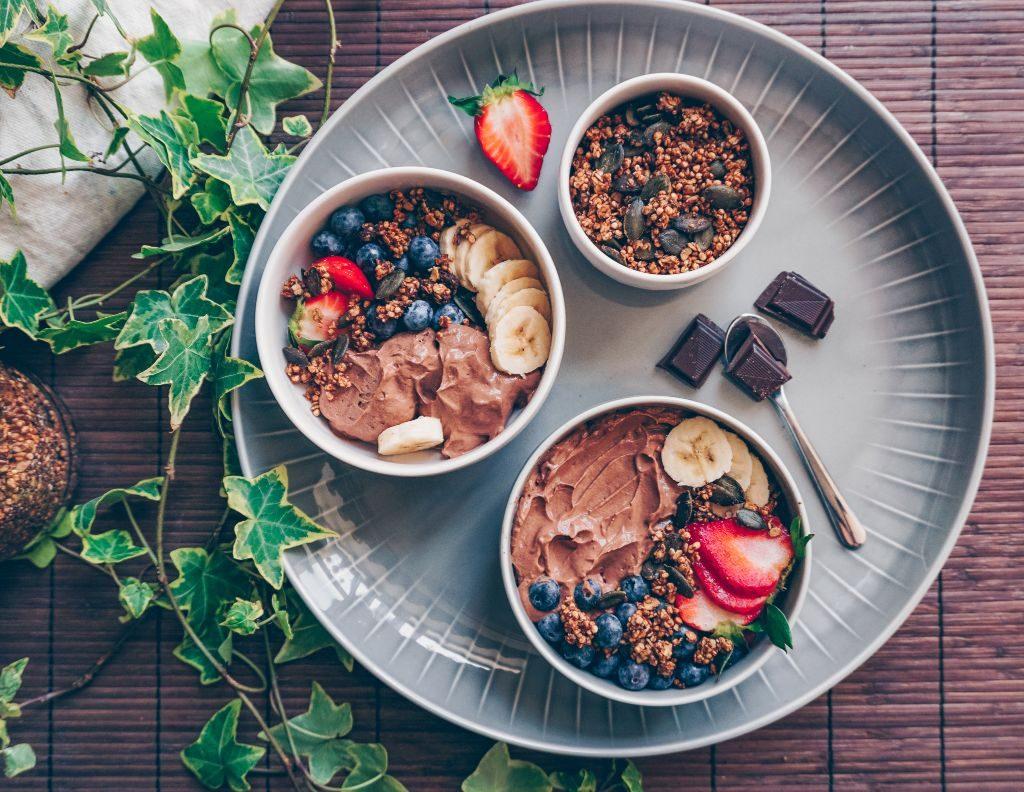 Silken Tofu Chocolat Mousse