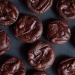 Schoko Bohnen Erdnuss Muffins | gluten-frei