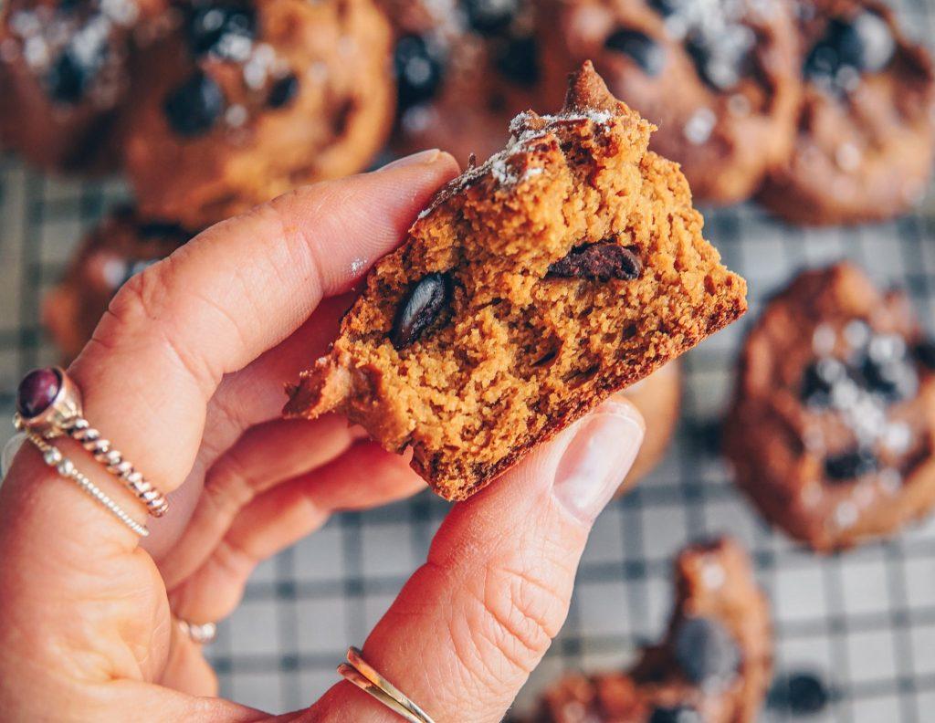 vegan, glutenfree muffins