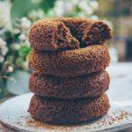 Pumpkin Spice Donuts, vegan