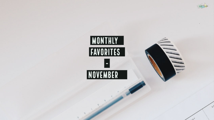 Monthly Favs