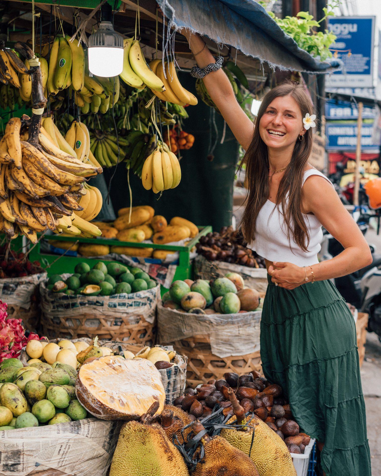 Fruit Stand Canggu