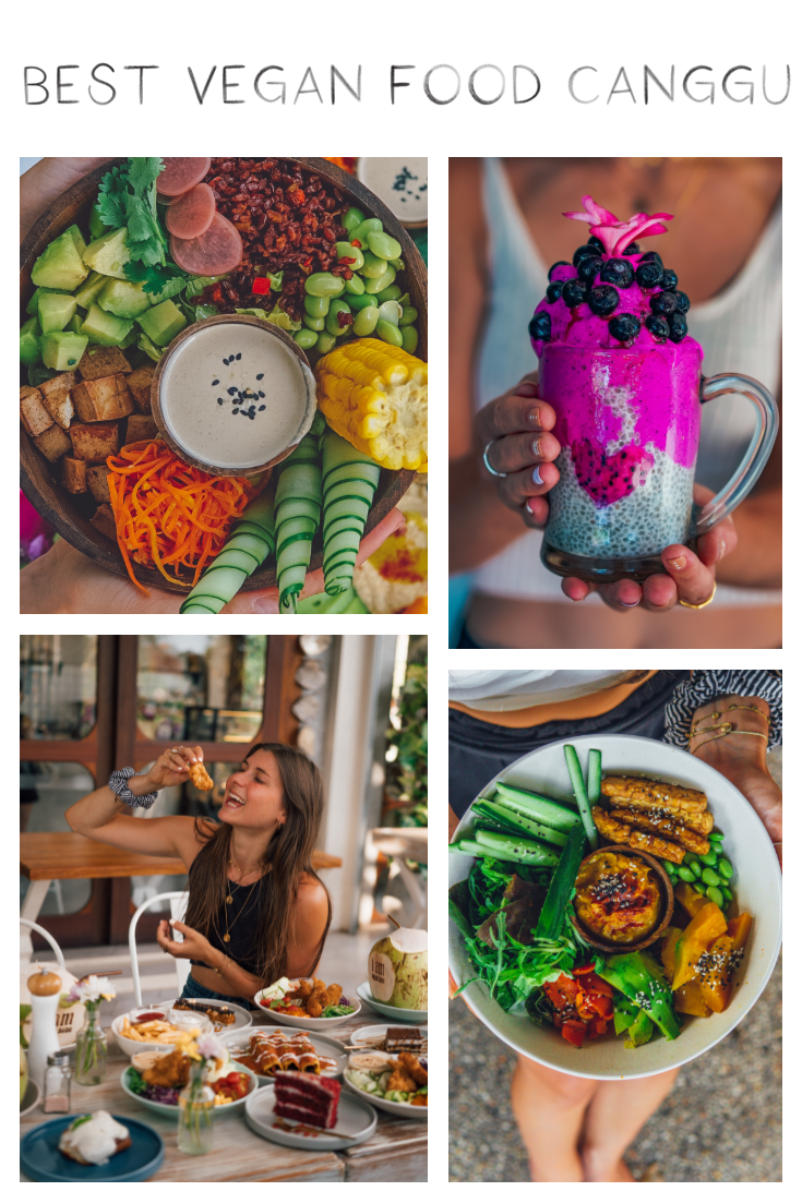 Vegan Food in Canggu