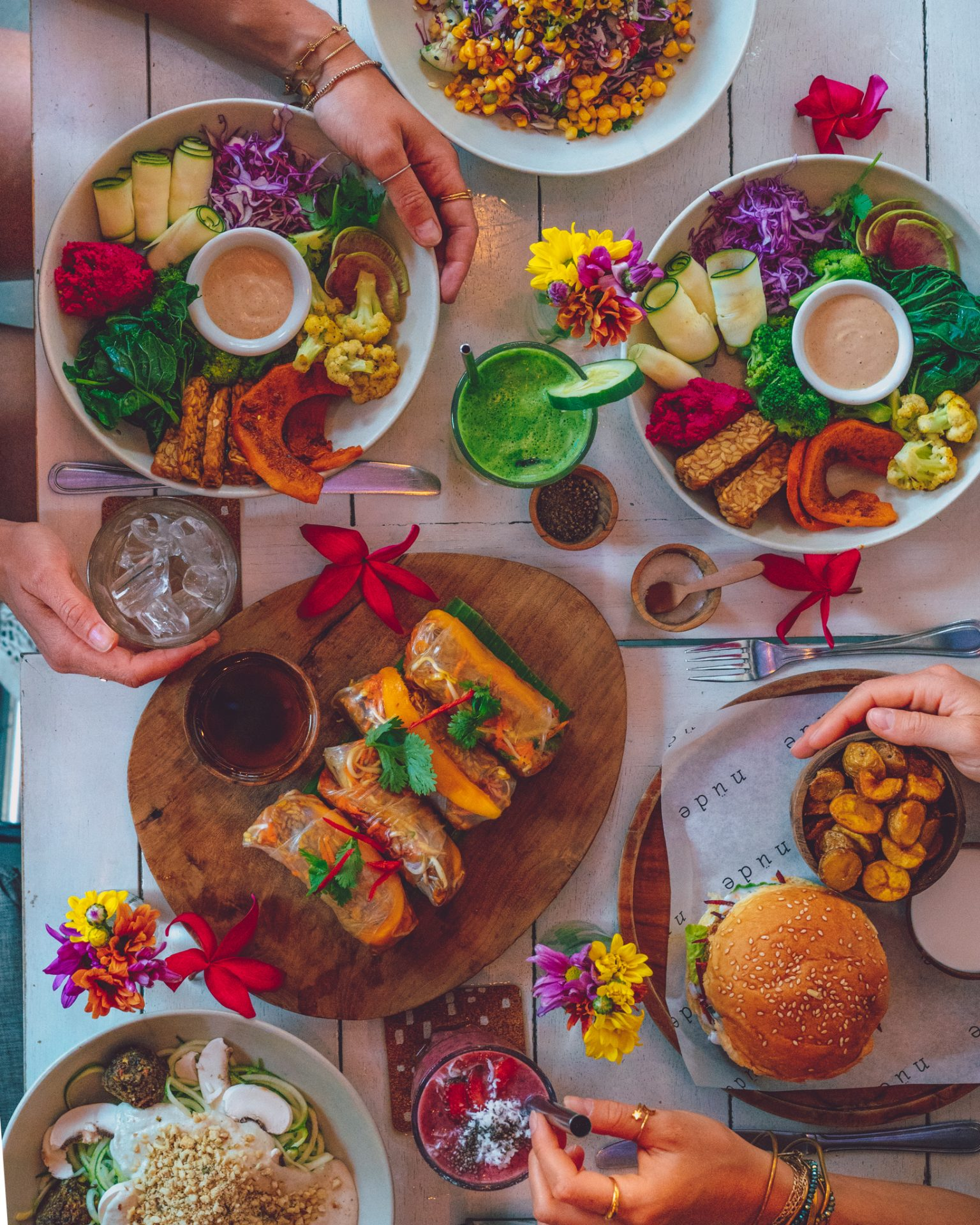best food spots in Bali