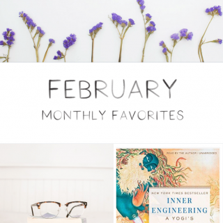 My monthly favorites in February 2020_Meine Lieblinge im Februar 2020
