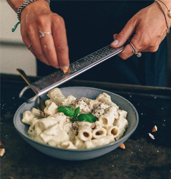 Mix Yourself Happy - Pasta in Mushroom Sauce