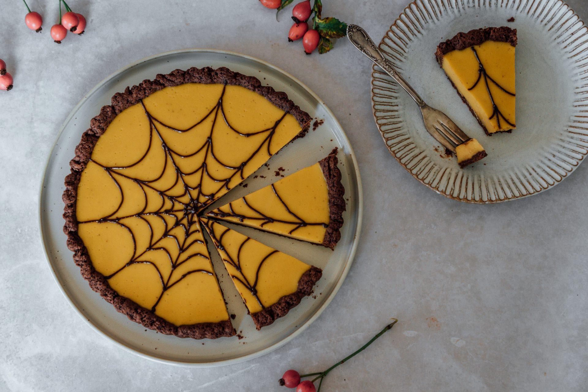Best Pumpkin Pudding Pie